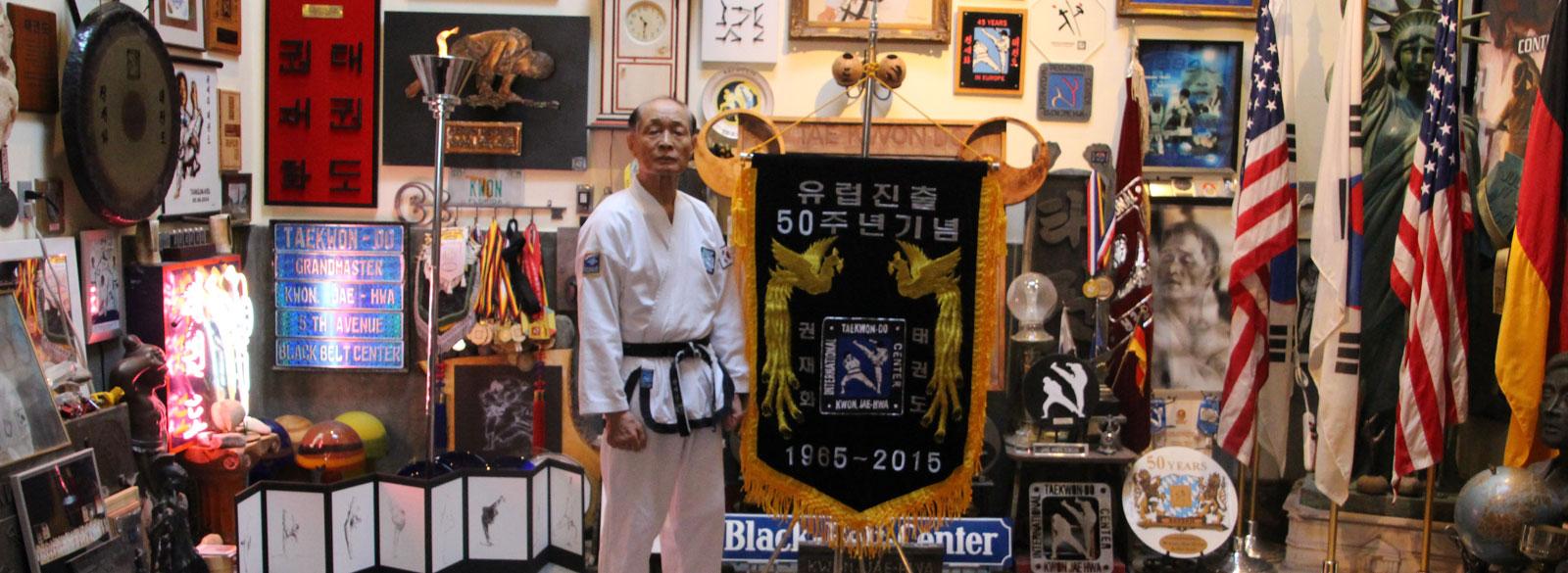 50 Jahre Deutschland und die Welt von Großmeister Kwon, Jae-Hwa