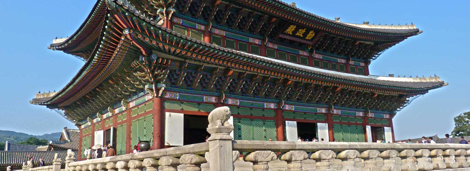 Korea, das ursprungsland des traditionellen Taekwon-Do
