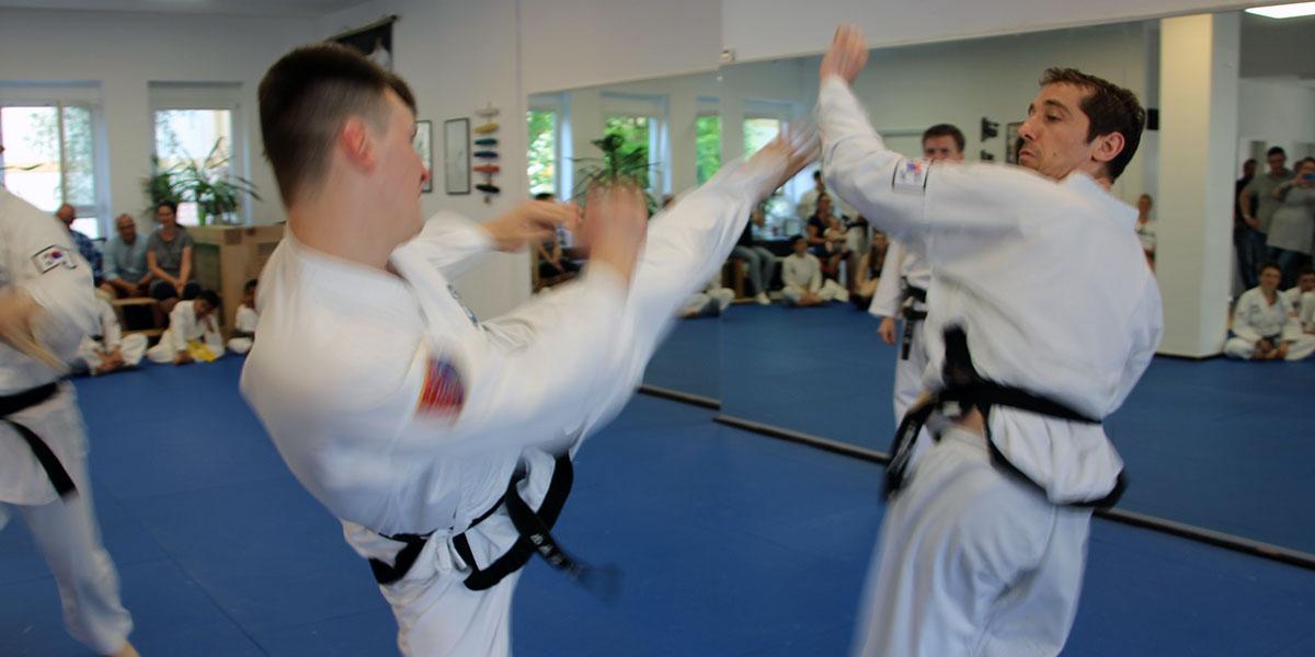 Training für Fortgeschrittene